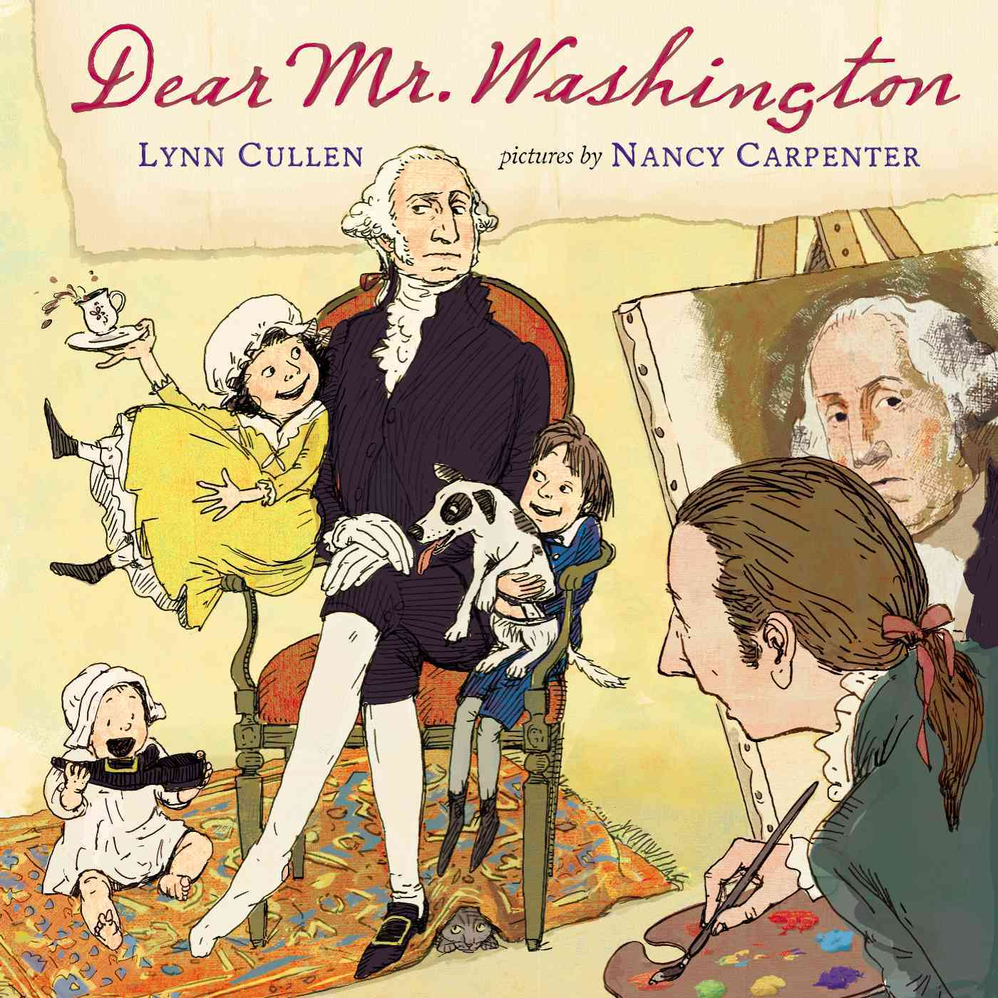 Dear Mr. Washington By Cullen, Lynn/ Carpenter, Nancy (ILT)